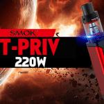 מידע נוסף: T-PRIV 220w (Smoktech)