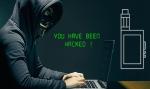 ONGEBRUIKELIJK: Hackers gebruiken e-sigaretten om malware te verspreiden.