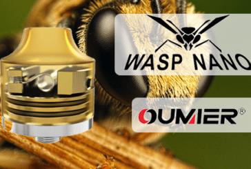 INFO BATCH : Wasp Nano RDA (Oumier)