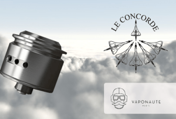 BATCH INFO: The Concorde (Vaponaute)