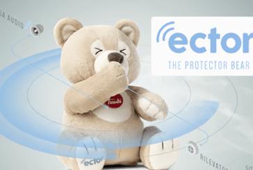 UNUSUAL: Ector, мягкая игрушка, которая повышает осведомленность об опасностях курения.