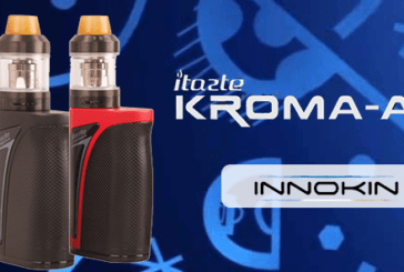 INFO BATCH : Itaste Kroma-A 75w (Innokin)