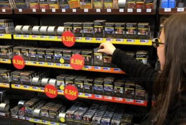 FRANKREICH: Eine Packung Zigaretten zu 10 Euros von 2018?