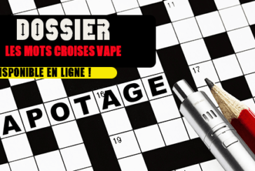 GAMES: Our crossword and mingle of the vape dice now available online!