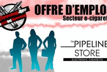 Job-Angebot: Verkäufer im Geschäft - PIPELINE Store - Batignolles oder République (Paris)