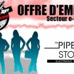 הצעת עבודה: מוכר בחנות - חנות PIPELINE - Batignolles או République (פריז)