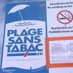 SOCIÉTÉ : En France, il y'a désormais 53 plages sans tabac.