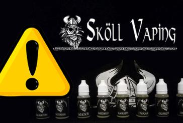 ΣΗΜΑΝΤΙΚΟ: Όχι, η παραγωγή Sköll Vaping δεν σταματά!