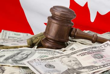 CANADA : Le président de deux entreprises d'e-cigarette réclame 28 Millions à Ottawa.