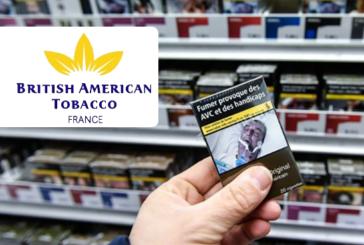 TABAC : Pour British American Tobacco, le paquet à 10 euros n'est pas la solution.