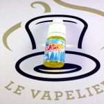 REVUE : CASSIS MANGUE (GAMME FRUIZEE) PAR ELIQUID FRANCE