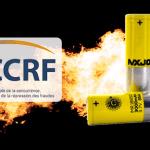 SÉCURITÉ : La DGCCRF appelle les utilisateurs de e-cigarettes à la vigilance.