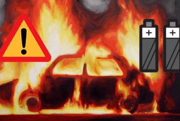 E-CIGARETTE : Une batterie dégaze et la voiture prend feu à Toulouse.