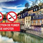 LUXEMBOURG : La réglementation sur le tabac et le vapotage en vigueur aujourd'hui.
