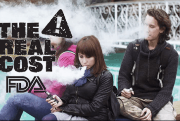 """ארה""""ב: קמפיין ה- FDA כדי להרתיע צעירים מן vaping."""