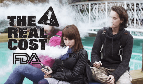 ÉTATS-UNIS : Une campagne de la FDA pour décourager les jeunes de vapoter.