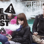 USA: An FDA campaign to discourage young people from vaping.