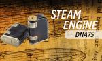 INFORMAZIONI SULLE LOTTE: Steam Engine Dna75 (Vapeman)