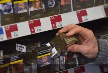 TABAC : Le paquet neutre n'a pas d'impact positif sur les ventes.