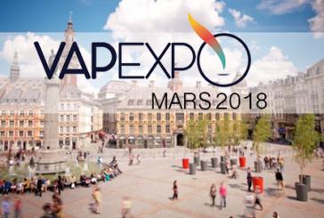 VAPEXPO: De 2018-editie van maart zou moeten plaatsvinden om ...