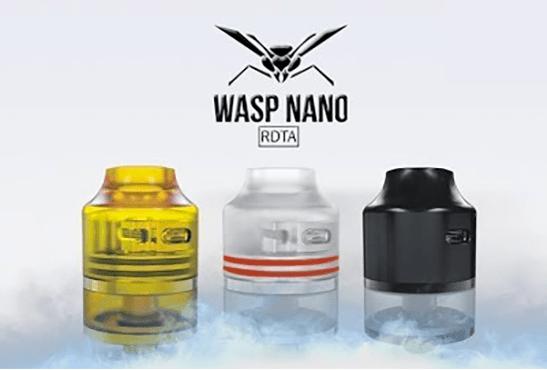 BATCH INFO: Wasp Nano RDTA (Oumier)