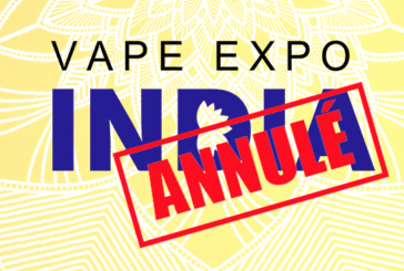 INDIA: Country authorities ban Vape Expo India!