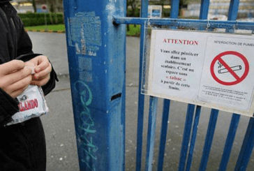 FRANCE : Le tabac ne sera pas autorisé dans les lycées !
