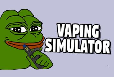 תרבות: סימולטור Vape, משחק וידאו הקשורים ...