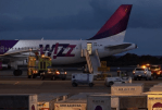 ISLANDA: Un aereo atterra urgentemente dopo l'accensione di una sigaretta elettronica.