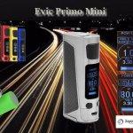 REVIEW: EVIC PRIMO MINI BY JOYETECH