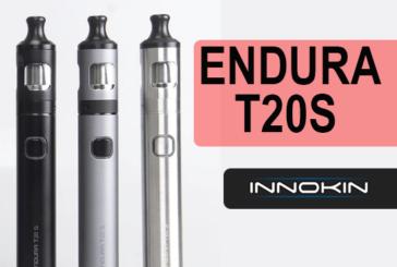 ΠΛΗΡΟΦΟΡΙΕΣ ΠΑΡΤΙΔΑΣ: Endura T20-S (Innokin)