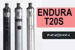 INFORMACION DE BATCH: Endura T20-S (Innokin)