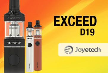 מידע נוסף: Exceed D19 (Joyetech)
