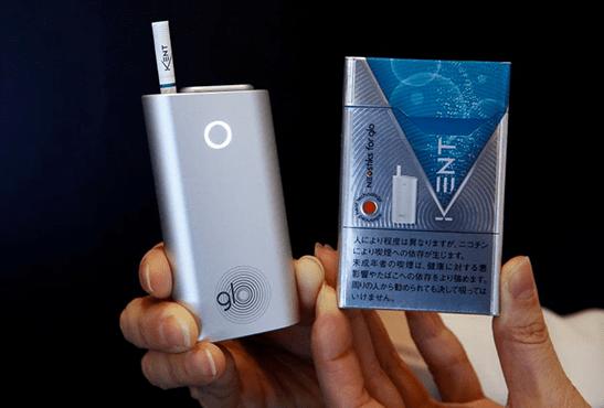 ETUDE : Le tabac chauffé annoncé comme 90% moins toxique que la cigarette.