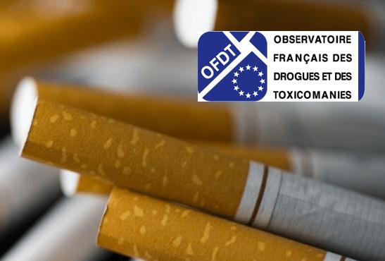 FRANCE : L'OFDT annonce une légère baisse des ventes de tabac.