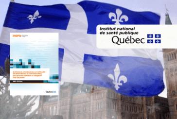 CANADA: Nella sua sintesi, l'INSPQ affronta la sigaretta elettronica.