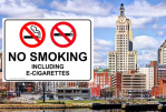 UNITED STATES: Law restricts e-cigarettes in Rhode Island