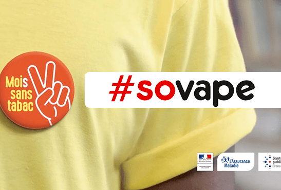 "SOVAPE: Encourage smokers to take up the ""No Smoking Month"" challenge"