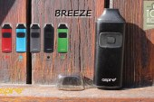 REVUE : Breeze par Aspire