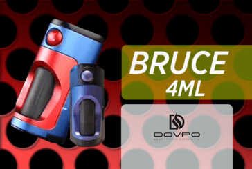 INFORMAZIONI SUL BAGNO: Bruce BF 4ml (Dovpo)