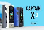 BATCH INFO: Captain X3 (Ijoy)