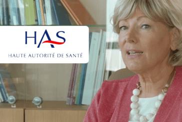 FRANCE : Dominique Le Guludec à la tête de la Haute autorité de Santé.