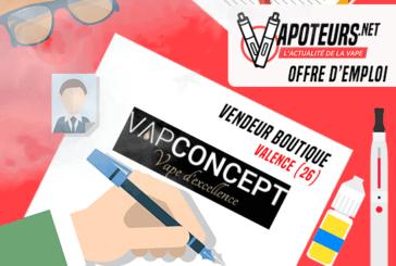 Job-Angebot: Shop-Anbieter - Vapconcept - Valencia (26)