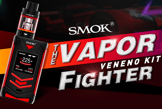 INFO BATCH : Veneno 225w TC (Smok)