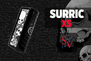 INFO BATCH : Surric XS (Surric Vapes)