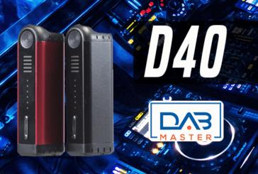 ΠΛΗΡΟΦΟΡΙΕΣ ΠΑΡΤΙΔΩΝ: D40 (Dabmaster)