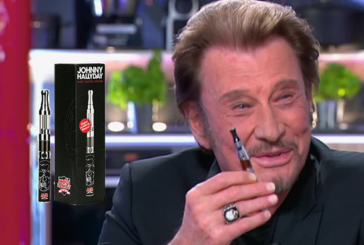 COMPANY: Death of Johnny Hallyday, a vapoteur like no other.