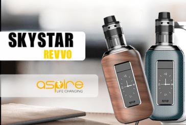 INFO BATCH : SkyStar Revvo 210W (Aspire)