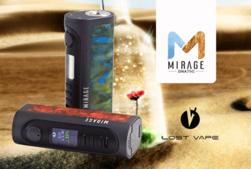 BATCH INFO: Mirage Dna75C (Lost Vape)