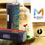 INFO BATCH : Mirage Dna75C (Lost Vape)